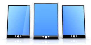 Tablet PCs Royalty Free Stock Image