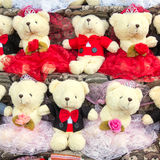 Group of teddy bear Stock Images