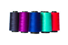 Group of Thread Royalty Free Stock Photography