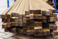 Group of Timber Stock Photography