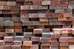 Group of Timber Royalty Free Stock Image