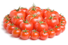 Group of tomatoes-11 Royalty Free Stock Photo
