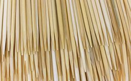 Group Toothpicks Close View Stock Photos