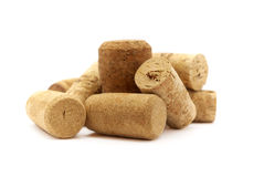 Group of wine cork Royalty Free Stock Photo