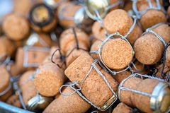 Group of wine cork Stock Image