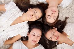 Group of women Royalty Free Stock Photography