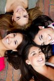 Group of women Stock Images