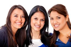 Group of women Royalty Free Stock Images