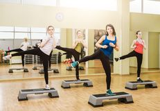step Group Classes Dubai