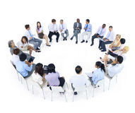 Group of World Business People Meeting Royalty Free Stock Photo
