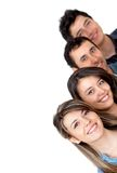 Group of young adults Royalty Free Stock Photos
