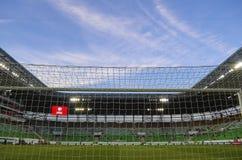 Groupama Arena Stock Photos