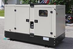 Groupe électrogène images stock