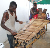 GROUPE AFRICAIN D'ART Photos libres de droits