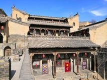 Groupe architectural de Ming et de Qing Dynasties The images stock