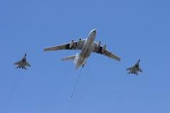 Groupe d'aéronefs Photos libres de droits