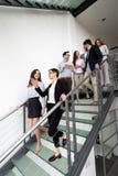 Groupe d'architectes et de gens d'affaires travaillant ensemble photographie stock libre de droits