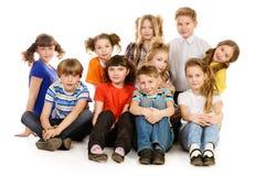 Groupe d'enfants Images stock