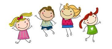 Dessin anim du groupe d enfants photos 70 dessin anim du groupe d enfants images - Dessin groupe d enfants ...