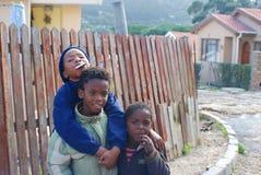 Groupe d'enfants en bas âge Image stock
