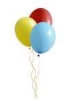 Groupe de ballons Photographie stock
