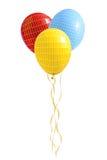 Groupe de ballons Images stock