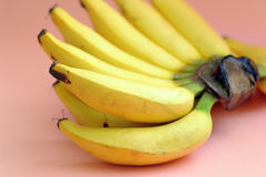 Groupe de banane photo libre de droits