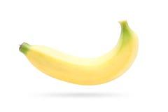 Groupe de bananes d'isolement Photos libres de droits