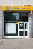 Groupe de Bankia Images stock