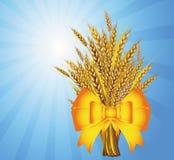 Groupe de blé illustration de vecteur