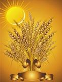 Groupe de blé Images stock