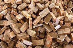 Groupe de briques Image libre de droits
