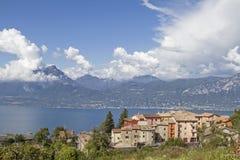 Groupe de Chambre en San Zeno di Montagna images stock