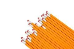 Groupe de crayons Photo stock