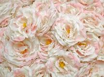 Groupe de fleur artificielle Photos stock