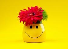 Groupe de fleurs Image stock