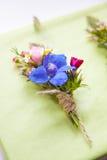 Groupe de fleurs Images stock