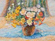 Groupe de fleurs Illustration Libre de Droits