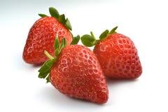 Groupe de fraises Photos libres de droits