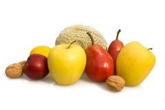 Groupe de fruits Photo libre de droits