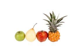 groupe de fruits Image stock