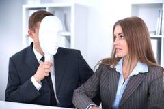 Groupe de gens d'affaires lors d'une réunion Concept négatif, manque de compréhension, manque d'accord Photographie stock libre de droits