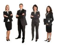 Groupe de gens d'affaires réussi image libre de droits