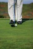 Groupe de golf Photographie stock