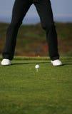 Groupe de golf Photo libre de droits