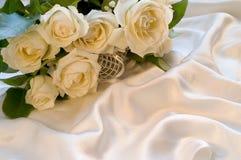 Groupe de mariage Photographie stock libre de droits