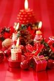Groupe de Noël Image libre de droits