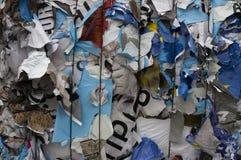 Groupe de papier photos stock