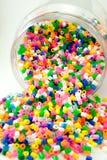 Groupe de perles Photo stock