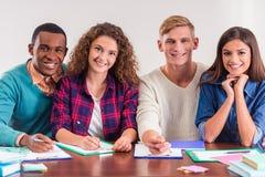 Groupe de personnes étudiantes Photo libre de droits